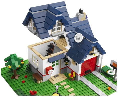 Lego 5891 Creator: The Apple Tree House   i Brick City