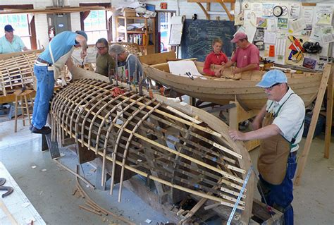 thomas j hill boats glued lapstrake boat building ultralight boatbuilding