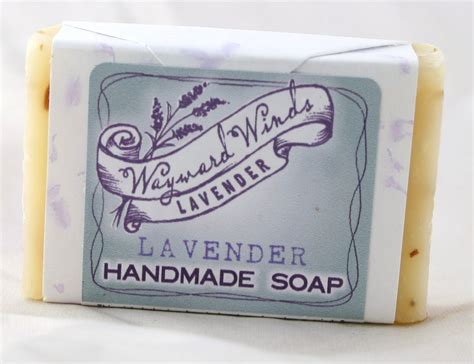 Most Popular Handmade Soap - wayward winds lavender handmade soap 6 oz