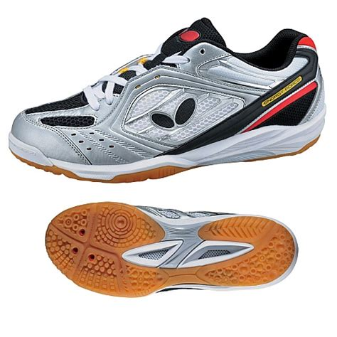 review of butterfly energy x table tennis shoes