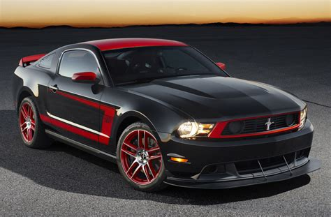 2012 Ford Mustang by Cars The 2012 Ford Mustang 302s Reviews