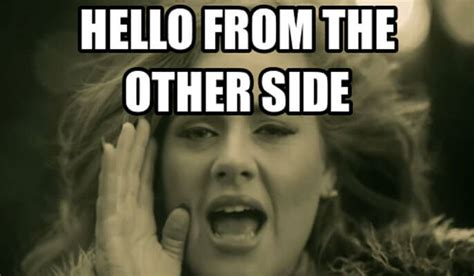 Adel Meme - adel meme 28 images hello is it adele memes you are