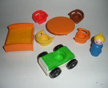 Fisher Price Car Bed by Furniture Table Chairs Bed Car Fisher Price