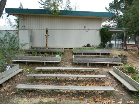 outdoor benches for schools 17 best images about school garden gathering areas on