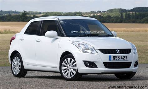 Maruti Suzuki Desire Maruti Suzuki Dzire Cs Set To Launch Feb 2012