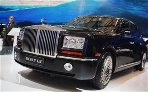 roll royce chinese chinese rolls royce clone 07pics curious funny photos
