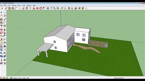 tutorial sketchup landscape google sketchup tutorial 10 making a garden paths and