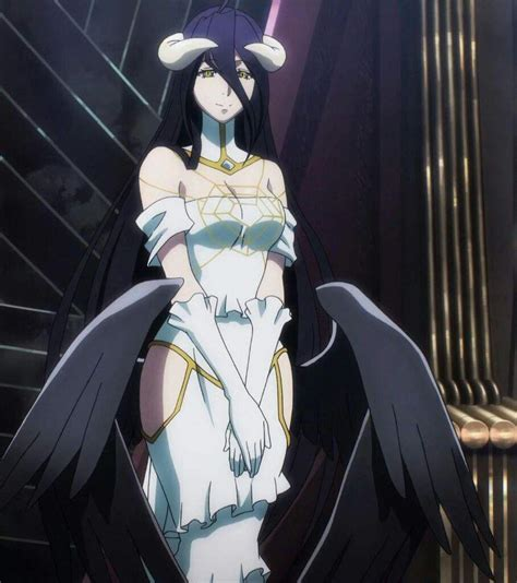 imagenes anime overlord albedo anime amino