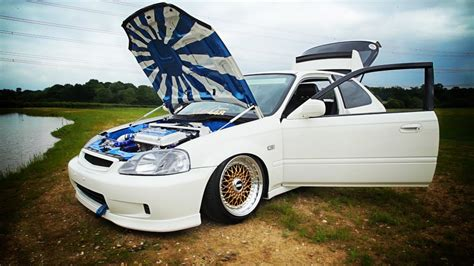 non ricer honda this award winning civic ek9 laughs in the face of rice