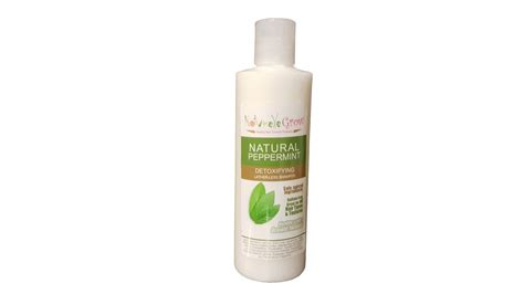 Scalp Detox With Peppermint by Peppermint Hair Cleansing Conditioner Moisturizing
