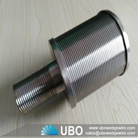 Nozzle Water Screen welded screen water nozzle stainless steel filter nozzle supplier v wire screen screen nozzle