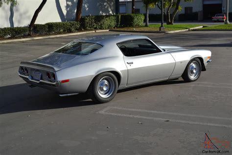 camaro split bumper rs ss   owner california car