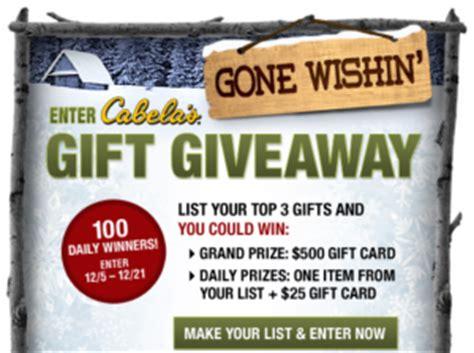 Cabelas Online Gift Card - cabelas gift card online