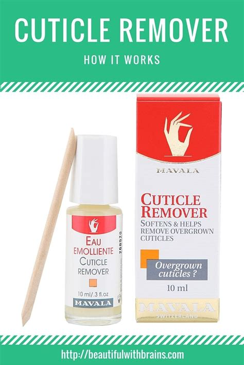 Open Tge Cuticle And Detox by Did You There Are Two Kinds Of Cuticle Remover One