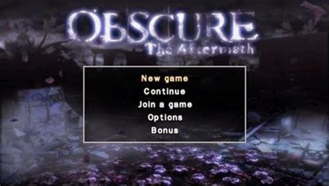 emuparadise obscure obscure the aftermath usa iso