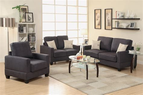 grey sofa and loveseat sets grey fabric sofa loveseat and chair set steal a sofa