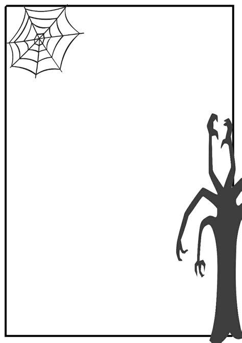 Halloween border free halloween clip art borders and