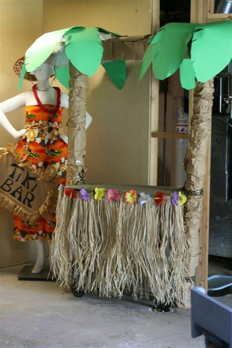 Tiki Bar Decorating Ideas My Tiki Bar Fun Party Decorations Pinterest Bar And