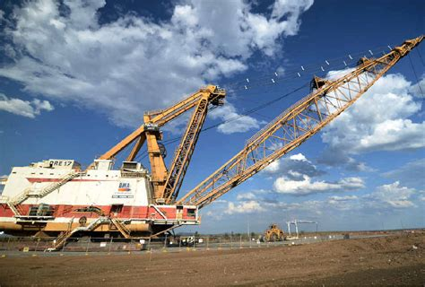 Dragline Operator by Tensions Boil At Bma Site As Global Takes Coast Daily