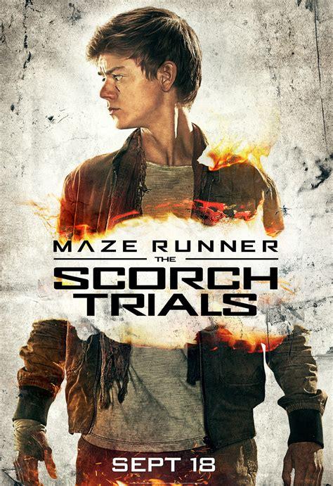 film maze runner the scorch trials sub indo newt the maze runner photo 38680391 fanpop