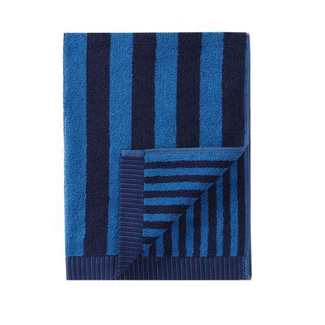 navy blue towels bathroom marimekko kaksi raitaa navy blue hand towel marimekko