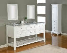 bathroom cabinets bath cabinet: discount bathroom vanities soft white finish bathroom vanities