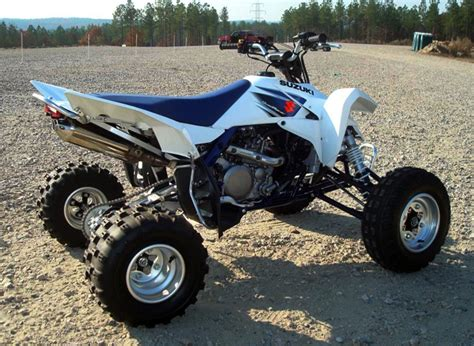 Suzuki 450 Atv Atv Answerman March 2015 Atv