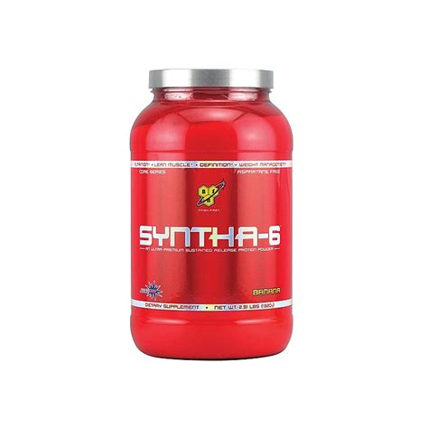 Whey Protein Syntha bsn syntha 6 protein 1 32kg no 1 fitness