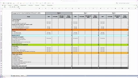 10 Test Plan Excel Template Exceltemplates Exceltemplates Test Template Excel