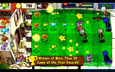 plants vs zombies apk free