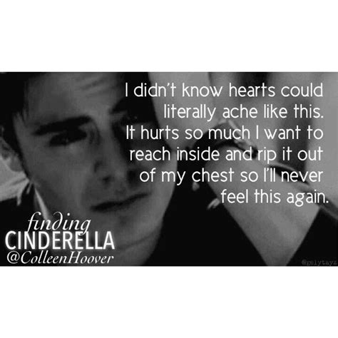 Finding Cinderella Colleen Hoover 84 best images about hopeless on dean o gorman and book