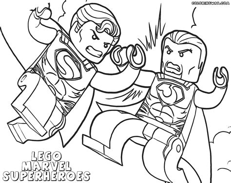 coloring pages of lego marvel superheroes lego superheroes coloring pages coloring home