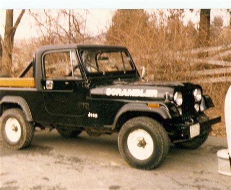 1981 Jeep Scrambler Myjep 1981 Jeep Cj8 Scrambler Specs Photos Modification