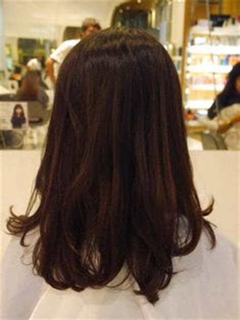c curve rebond hairstyle 1000 images about rebonding on pinterest straight hair