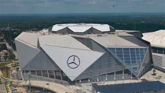 Mercedes Dome Capacity List Of Current National Football League Stadiums