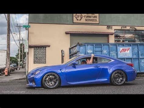 lexus rc modified 2017 lexus rc f vs acura tl modified beast
