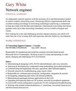 Network Engineer Resume Template by Sle Resume Template 24 Free Sles Exles Format