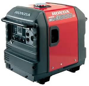 Honda Eu 3000 Honda Eu3000is Generator Review Best Portable Generator