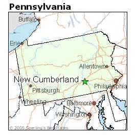best places to live in new cumberland pennsylvania