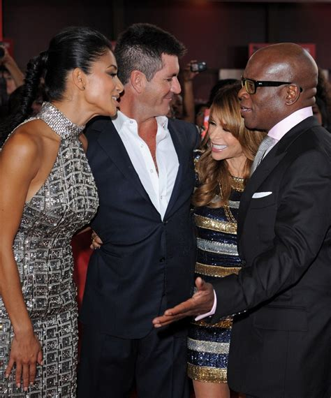 Paula Abdul Is A Gift To The World by Paula Abdul And Simon Cowell Photos Photos Quot The X Factor