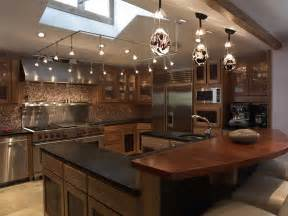 hanging lights kitchen bar 5 striking kitchen lighting combinations