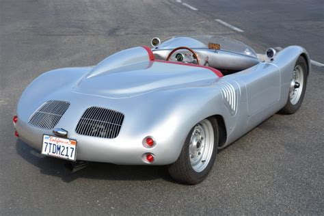 Porsche Rsk For Sale by 1964 Porsche 718 Rsk Replica For Sale On Bat Auctions