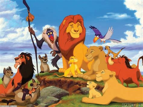film cartoon lion king lion king cartoon wallpaper 6018 open walls