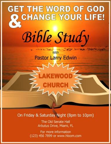 free flyer templates for church events 12 free flyers to promote church events