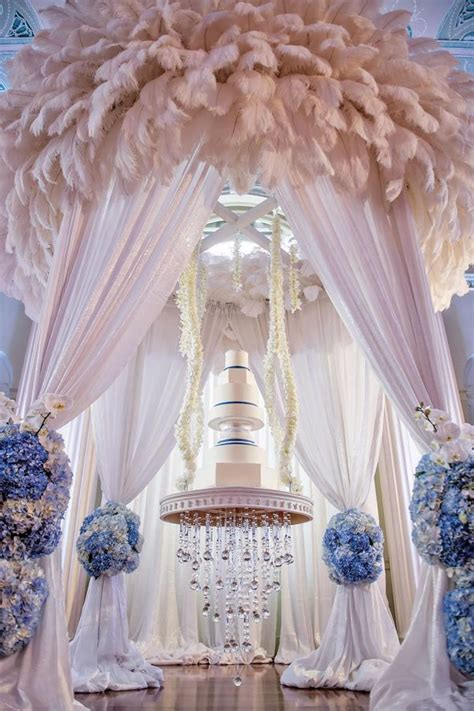 17 Best ideas about Feather Wedding Decor on Pinterest