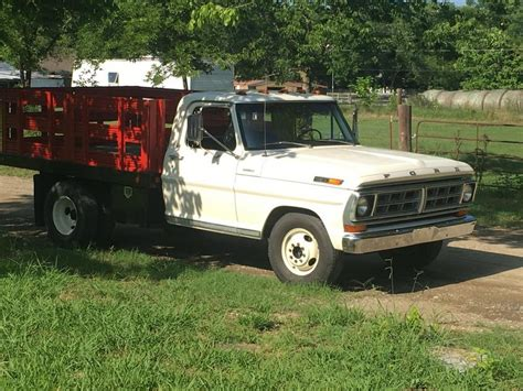 1972 ford f350 for sale 1972 ford f350 dump truck for sale 1847041 hemmings