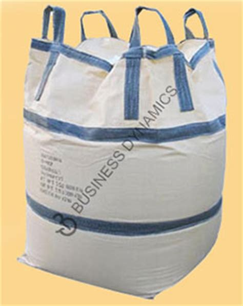 cross corner loop bag 90x90x110 circular woven bags fibc circular bag flexible intermediate bulk containers
