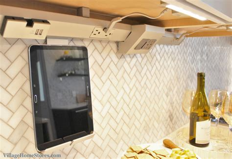 under cabinet lighting with integrated outlets under cabinet outlets full size of kitchen all kitchen