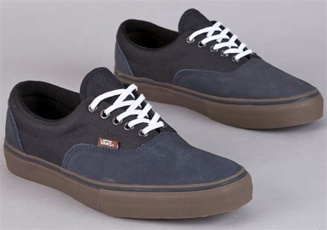 Sepatu Vans Era Navy Gum Sepatu Vans Premium Pria Wanita vans era pro navy gum vans