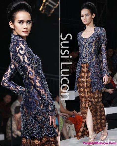 Dress Kebaya Modern Kebaya Pengantin Simpel Sk037 image gallery simple kebaya